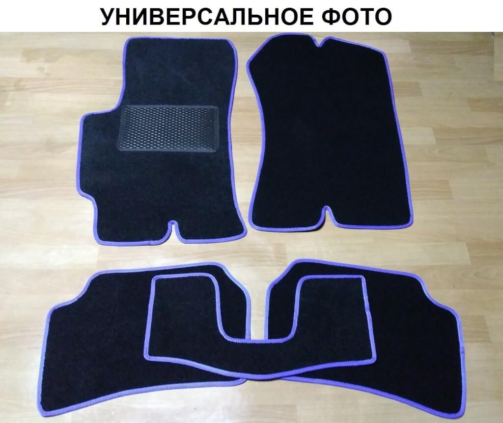текстильные автоковрики